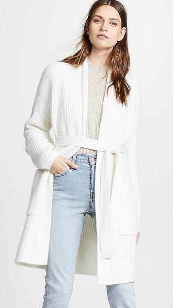 TSE Cashmere Cashmere Cardigan Coat