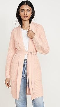 Cashmere Cardigan Coat