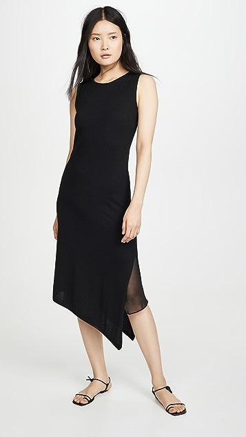 TSE Cashmere 开司米羊绒背心式连衣裙