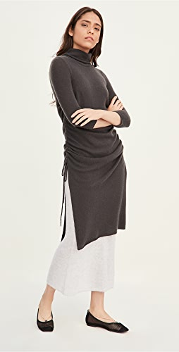 TSE Cashmere - 分层开司米羊绒连衣裙