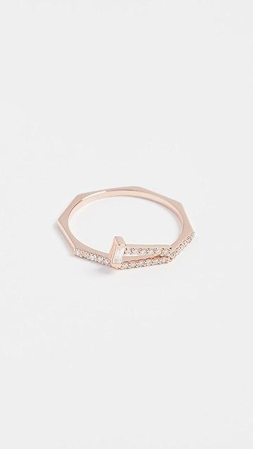 Tana Chung 18k Rose Gold Lilliput Ring