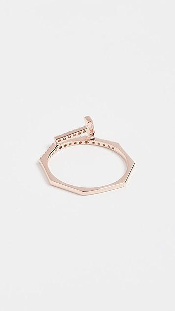 Tana Chung 18k Rose Gold Lilliput Ring PiqLipgwM