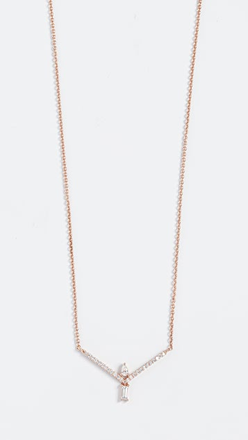 Tana Chung 18k Gold Cuore Necklace CnxOS