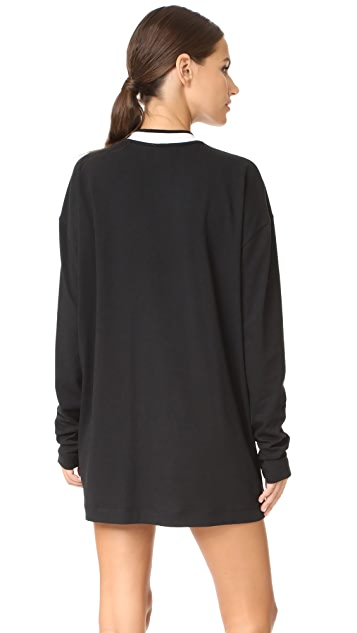 Tim Coppens Pocket Tee Dress