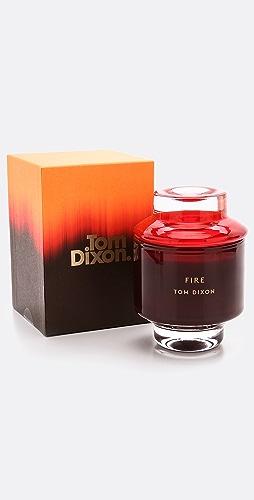 Tom Dixon - Medium Fire Scented Candle