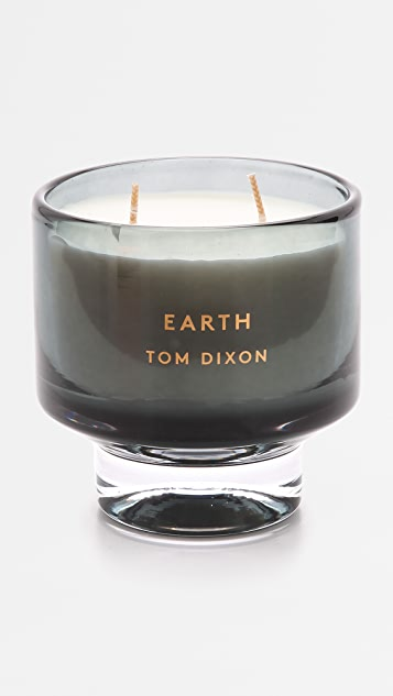 Tom Dixon Medium Earth Scented Candle