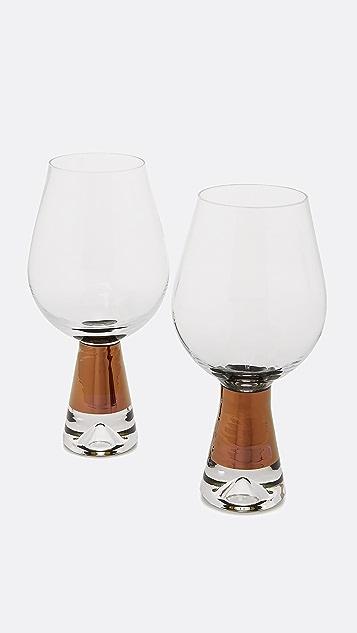 Tom Dixon Набор бокалов для вина Tank