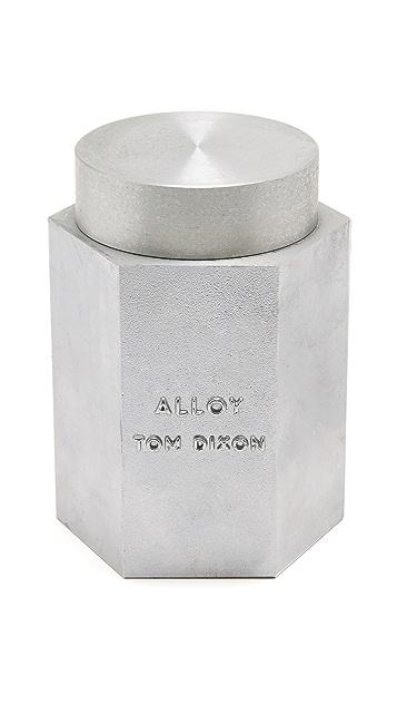 Tom Dixon Medium Alloy Candle