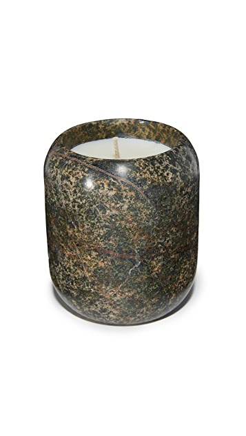Tom Dixon Medium Stone Candle