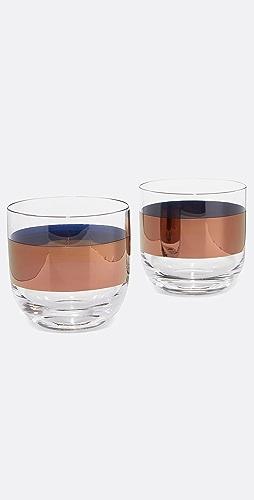 Tom Dixon - Tank Whisky Glasses