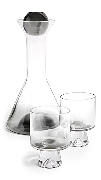 Tom Dixon Tank Decanter Set