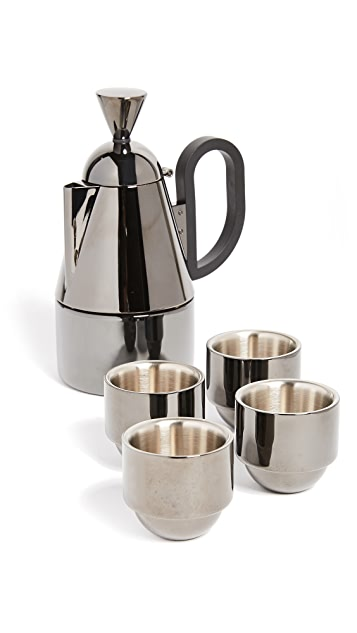 Tom Dixon Brew Gift Set Stove Top