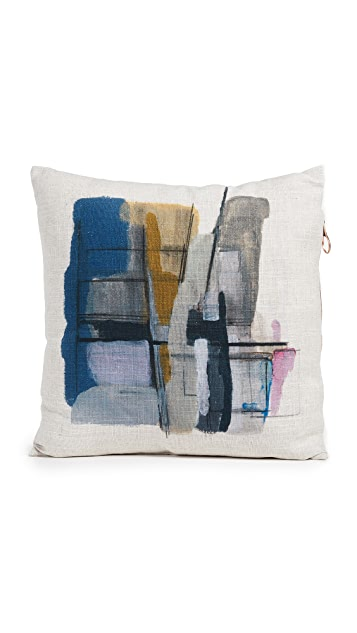 Tom Dixon Paint Cushion