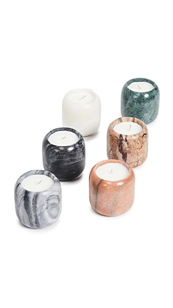Tom Dixon Stone Candle Gift Set