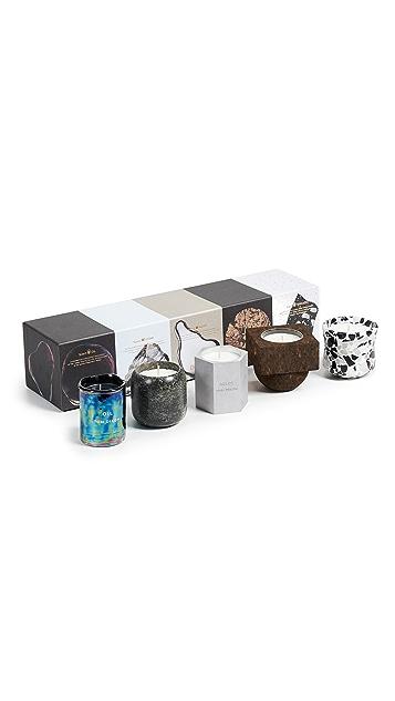 Tom Dixon Materialism Candle Set