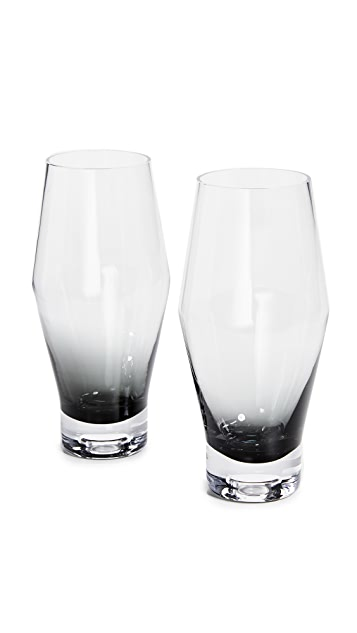 Tom Dixon Tank Beer Glass Set