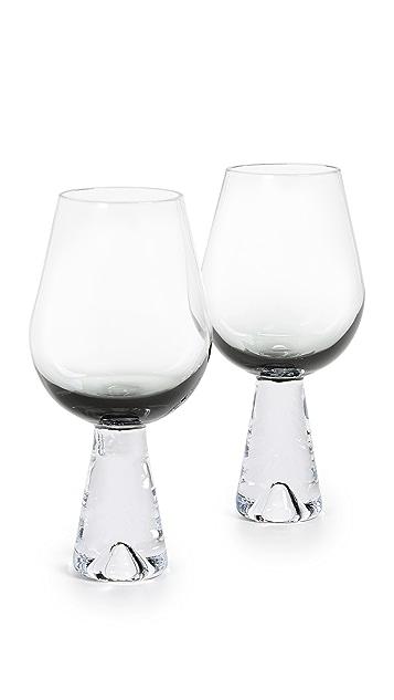 Tom Dixon Tank Wine Glasses