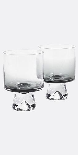 Tom Dixon - Tank Low Ball Glasses