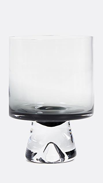 Tom Dixon Tank Low Ball Glasses