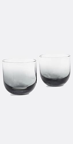 Tom Dixon - Tank Whiskey Glasses