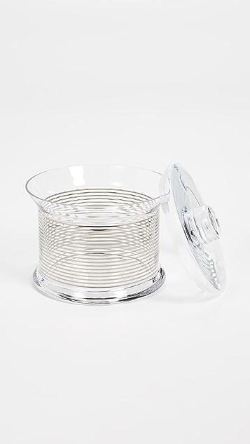 Tom Dixon Platinum Tank Ice Bucket