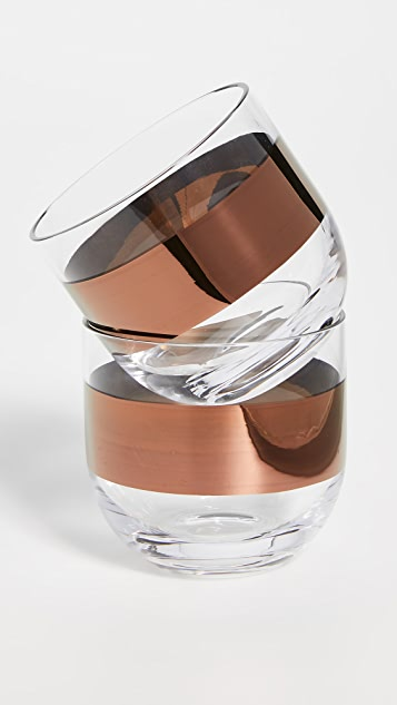 Tom Dixon Tank Copper Whiskey Set