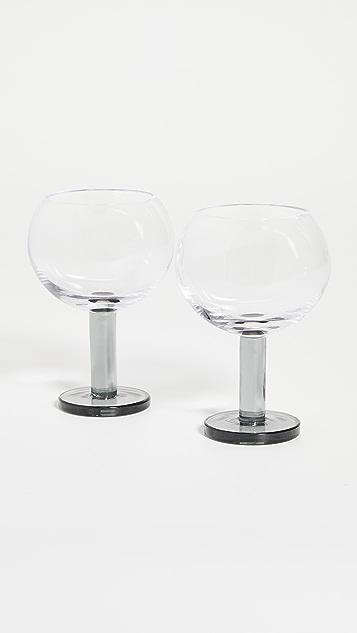 Tom Dixon Puck Cocktail Glass Set of 2