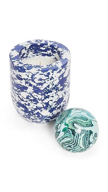 Tom Dixon Swirl Ball Candle
