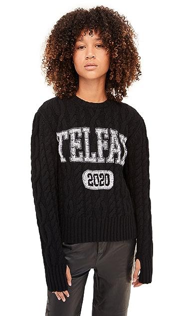 Telfar Thumbhole Sweater