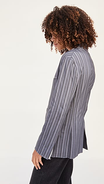 Telfar T-Shirt Blazer
