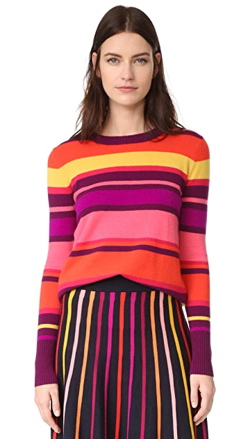 Temperley London Frost Cashmere Sweater