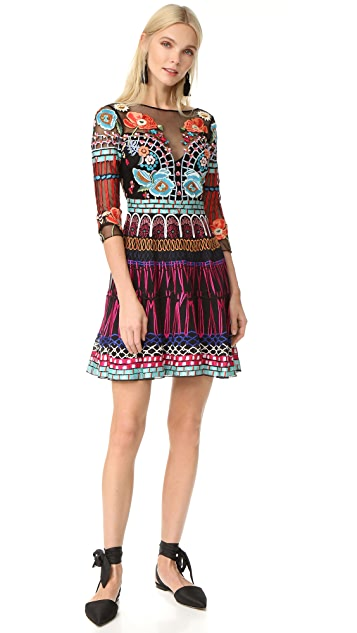 Temperley London Mini Aura Dress