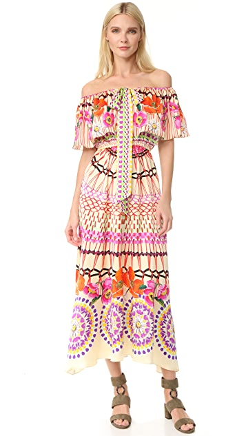 Temperley London Dreamcatcher Tie Dress