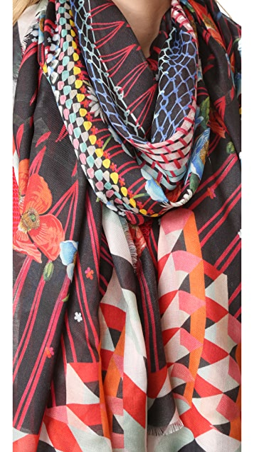 Temperley London Jimi Dream Scarf