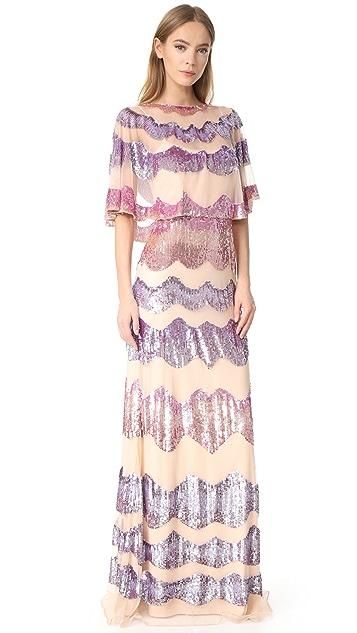 Temperley London Fairy Queen Long Dress