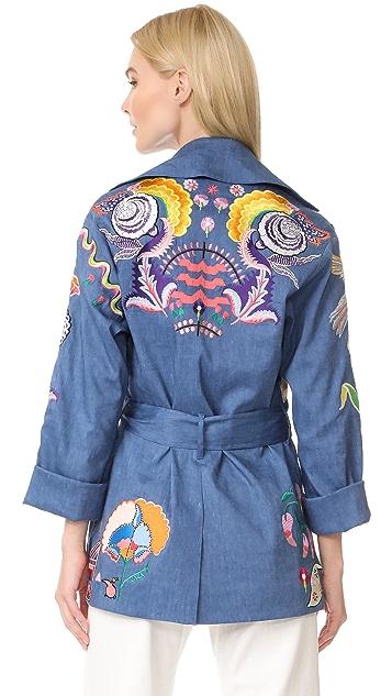 Temperley London Hermia Coat