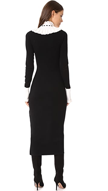 Temperley London Sigmund Knit Dress