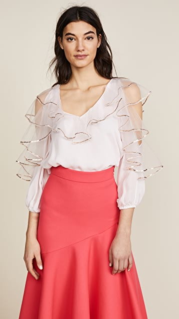 Temperley London Mineral Top