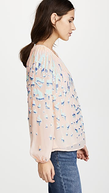 Temperley London Celestial Top