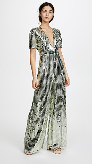 Temperley London Heart Charm Jumpsuit Shopbop