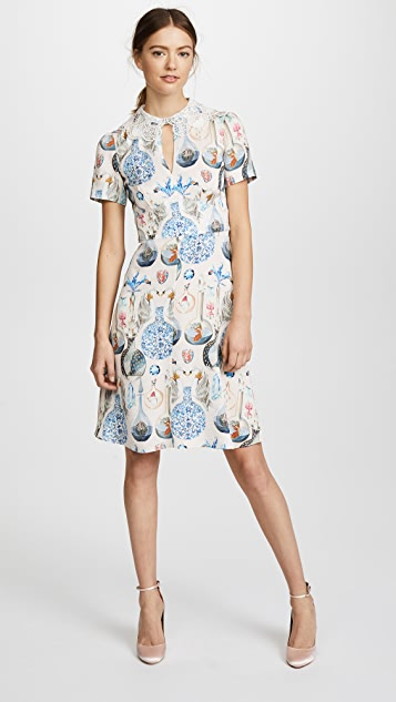 Temperley London Love Potion Mini Dress