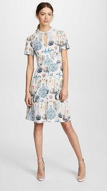 Temperley London Love Potion Mini Dress - Shell Mix