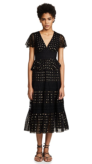 Temperley London Wondering Lace Dress
