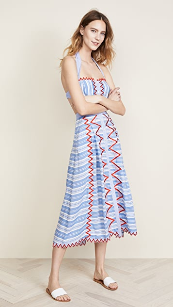 Temperley London Trelliage Dress