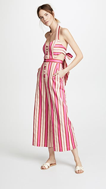 Temperley London Pine Tree Jumpsuit