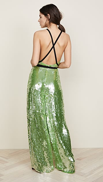 Temperley London Bardot Jumpsuit