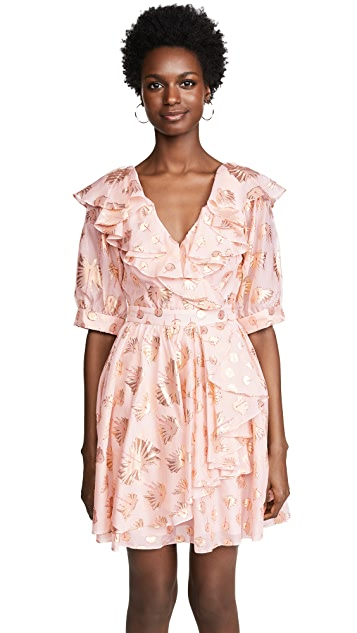 Temperley London Riviera Mini Dress
