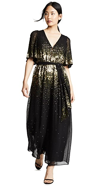Temperley London Ruth Sequin Jumpsuit