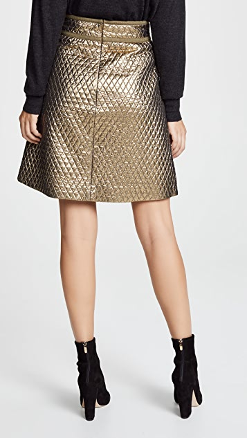 Temperley London Borealis Miniskirt