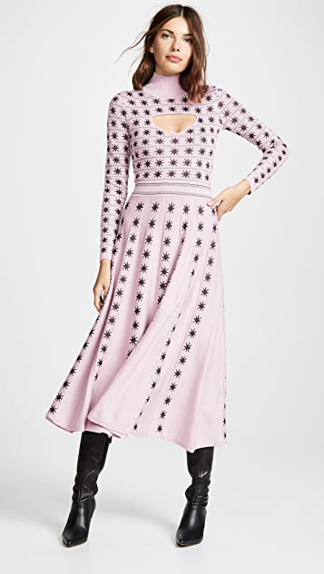 Temperley London Night Knit Dress